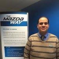 Rafael  Arismendi at Wayne Mazda