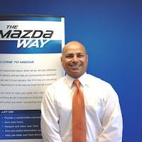 Ash Choudhury at Wayne Mazda
