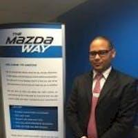 Misael Then at Wayne Mazda