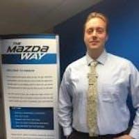 Christian Ochs at Wayne Mazda