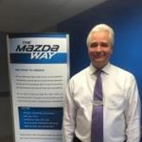 James  Vrindten at Wayne Mazda