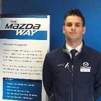 Daniel Torres at Wayne Mazda