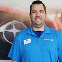 Mike Riebold at Sunset Hills Subaru - St Louis - Service Center