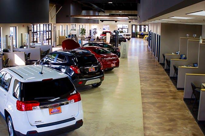 Weld County Garage Buick GMC, Greeley, CO, 80634