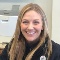 Heather  Goodrich at Fred Anderson Toyota of Charleston - Service Center