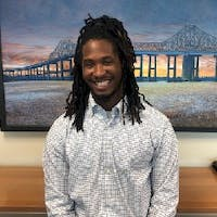 Antwoine Taylor at Fred Anderson Toyota of Charleston