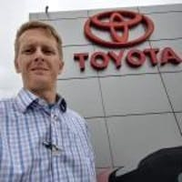 Taylor Dunn at Fred Anderson Toyota of Charleston