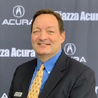 David Greaves at Piazza Acura of West Chester