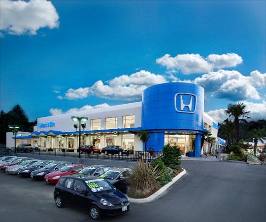 West Hills Honda, Bremerton, WA, 98312