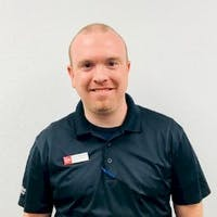Justin  Marcum at Coulter Nissan