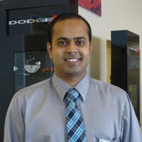 Kazi Haque at Westbury Jeep Chrysler Dodge RAM SRT