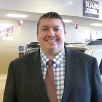 Andy Liddle at Westbury Jeep Chrysler Dodge RAM SRT