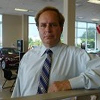 Ed Hyne at Westbury Jeep Chrysler Dodge RAM SRT