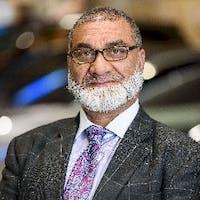 Mohammad Dar at Westbury Toyota