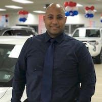 Marluin Reyes at Westbury Toyota