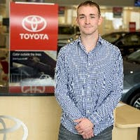 Doug Price at Westbury Toyota