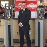 Everett Ulmer at Westbury Toyota
