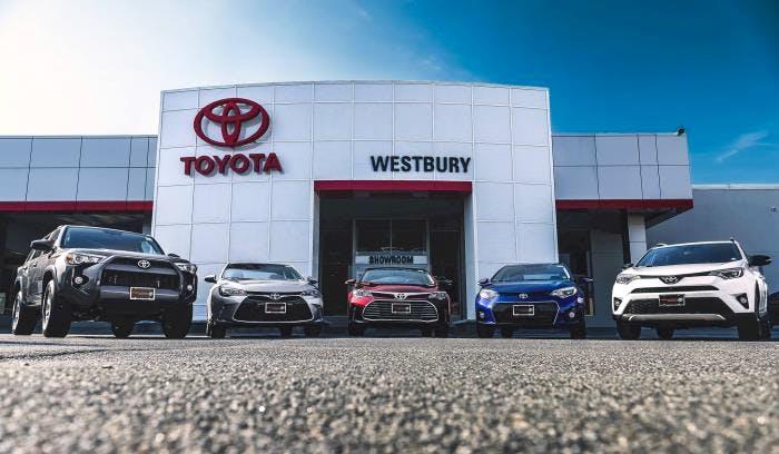 Westbury Toyota, Westbury, NY, 11590