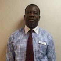 Ahmadou Mbaye at Westchester Toyota
