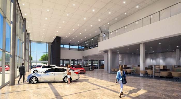 Westside Lexus, Houston, TX, 77079