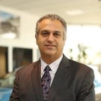 Ram Tehrani at Culver City Volvo Cars