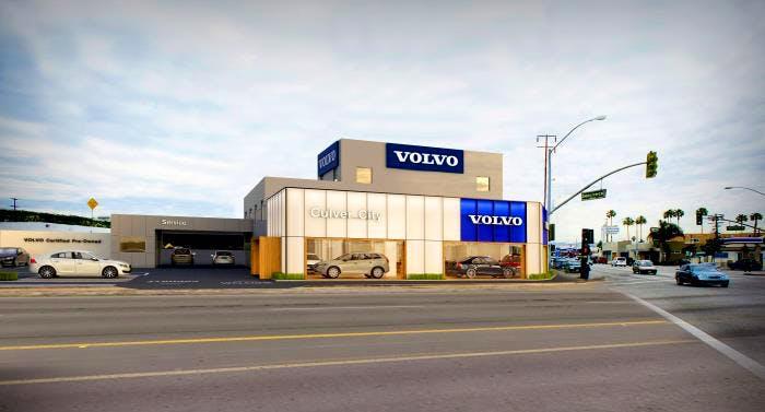 Volvo Culver City >> Culver City Volvo Cars Volvo Used Car Dealer Service