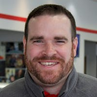 Jonathan Roden at White River Toyota