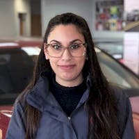 Jessica Borges at White River Toyota