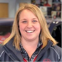 Nicole Lyford at White River Toyota