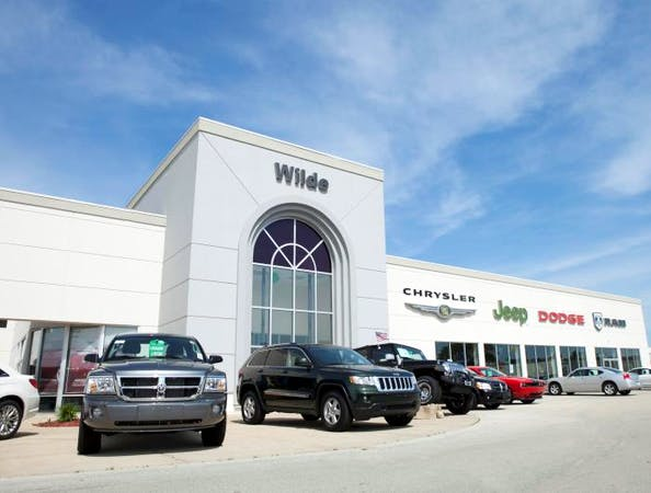 Wilde Chrysler Jeep Dodge Ram, Waukesha, WI, 53186
