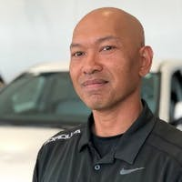 Lee Sihanourath at Wilde Toyota