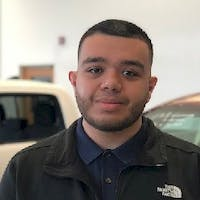 Osama Dabash at Wilde Toyota