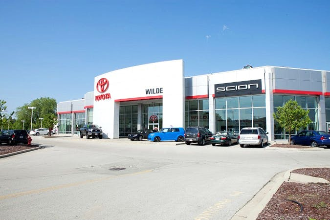 Wilde Toyota, West Allis, WI, 53227
