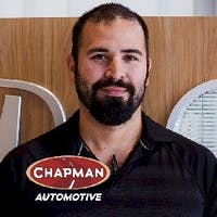 Ashur Davoudikia at Chapman Honda