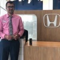 Andrew Frasier at Chapman Honda of Tucson