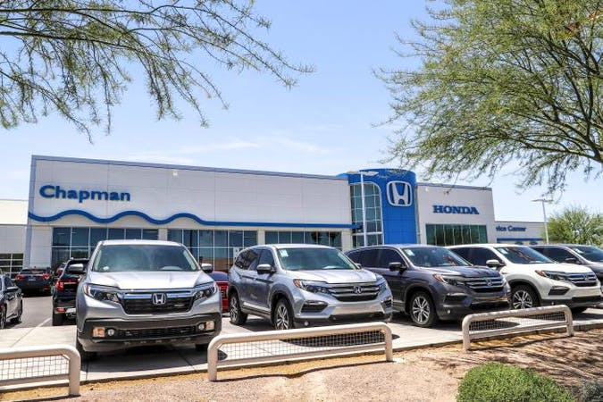 Chapman Honda of Tucson, Tucson, AZ, 85711
