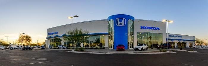 Chapman Honda, Tucson, AZ, 85711