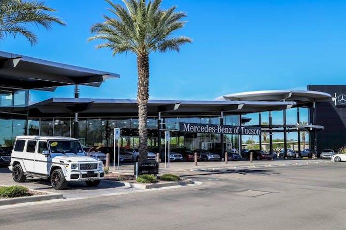 Mercedes-Benz of Tucson, Tucson, AZ, 85715
