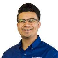 Robert Soto at Bob Lanphere's Beaverton Honda