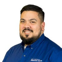 Manuel Madrigal at Bob Lanphere's Beaverton Honda