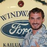 Christian Dilullo at Windward Ford of Hawaii