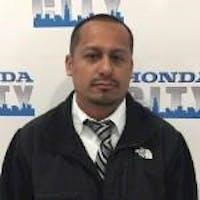 Dennis Orihuela at Honda City Chicago