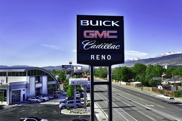 Reno Buick GMC Cadillac, Reno, NV, 89502