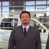 Bernardo Melendz at Beck & Masten Buick GMC North