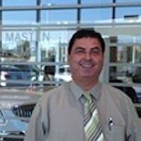Mike  Sharaf at Beck & Masten Buick GMC North