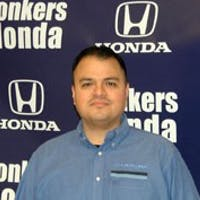 Rich Leon at Yonkers Honda