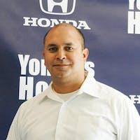 Eric Soto at Yonkers Honda