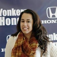 Sylvia Brito at Yonkers Honda