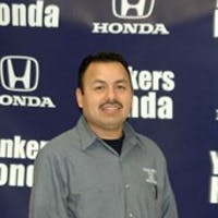 Jose Pena at Yonkers Honda