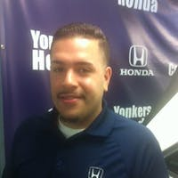 Noel Martinez at Yonkers Honda